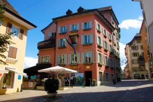 Accommodation in Bremgarten