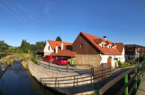 Accommodation in Benešov nad Černou