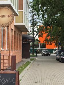 Отель Лев