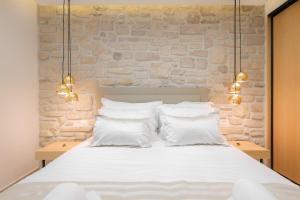 Lyra luxury studios, Apartmány  Split - big - 13