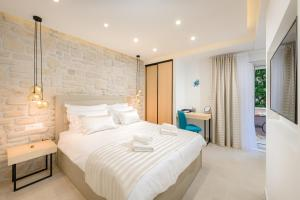 Lyra luxury studios, Apartmány  Split - big - 14