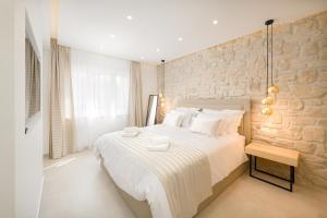 Lyra luxury studios, Apartmány  Split - big - 4