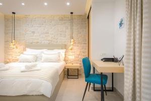 Lyra luxury studios, Apartmány  Split - big - 15