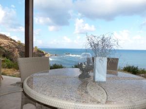 Beach Villa Pantheon, Vily  Pomos - big - 31