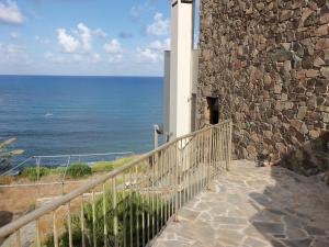 Beach Villa Pantheon, Vily  Pomos - big - 39