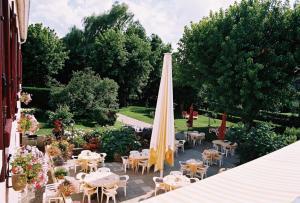 Hôtel Les Fleurs, Отели  Pontaubert - big - 22