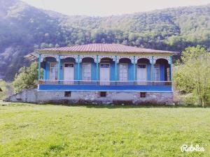 Accommodation in Bangveti