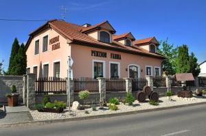 Albergues - Penzion Farma