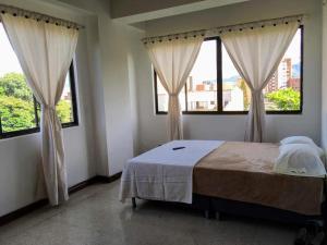 2 room apartment near stadium and metro station