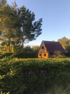 Domek nad jeziorem Otalżyno