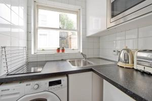 Fabulous Studio Apartment in the heart of Chelsea, Ferienwohnungen  London - big - 11