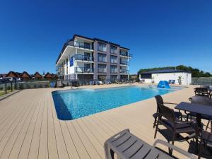 Apartament Baltin Blu z basenem 365PAM