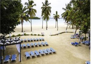 Dominican Bay Boca Chica, Saint-Domingue