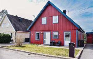 obrázek - Four-Bedroom Holiday Home in Vimmerby