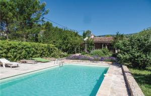 Three Bedroom Holiday Home in Seillans
