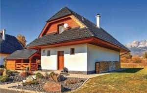 Two-Bedroom Holiday Home in Stara Lesna