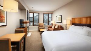 The Westin Monache Resort, Mammoth - Accommodation - Mammoth Lakes