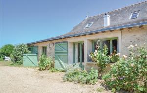 Location gîte, chambres d'hotes Holiday home St Jean de Mauvrets L-922 dans le département Maine et Loire 49