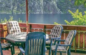Accommodation in Eidfjord
