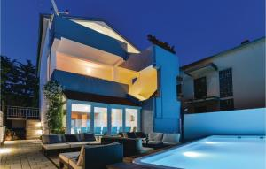Eight-Bedroom Holiday Home in Zadar