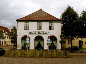 """""""Altes Rathaus"""" Grevesmühlen - Warnow"""