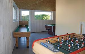 Three-Bedroom Holiday Home in Henon