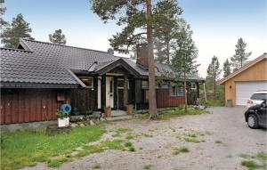 Accommodation in Skarsgård