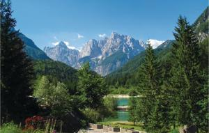 Three-Bedroom Apartment in Kranjska Gora