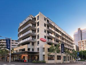 Adina Apartment Hotel Sydney Darling Harbour (4 of 66)