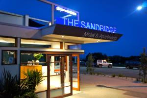 The Sandridge Motel, Motel - Lorne