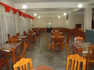Hotel Frontera, Hotel  La Quiaca - big - 21