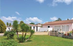 0-Bedroom Holiday Home in Moulezan
