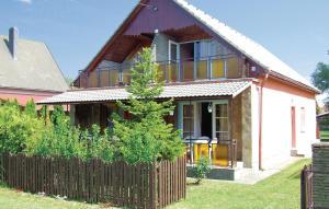 Holiday home Közép - Balatonfenyves