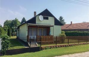 Holiday home Balatonmáriafürdö 45