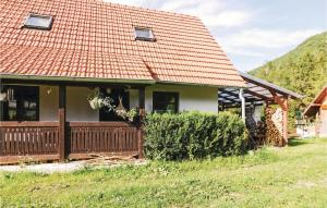 One-Bedroom Holiday Home in Hrabusice