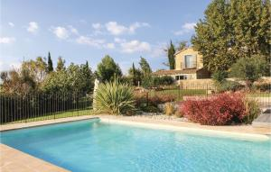 One Bedroom Holiday Home in La Batie Rolland