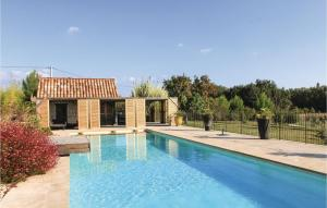 One-Bedroom Holiday Home in La Batie Rolland