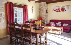 Three-Bedroom Holiday Home in St. Michel en l Herm