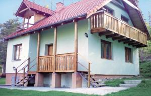 3 stern ferienhaus Holiday home Prasice Prašice Slowakei