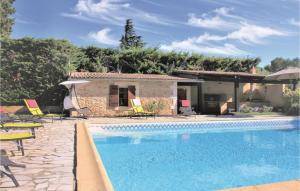 Four-Bedroom Holiday Home in Montsegur sur Lauzon