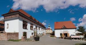 Albergues - Penzion a Restaurace Vinařství Přítluky