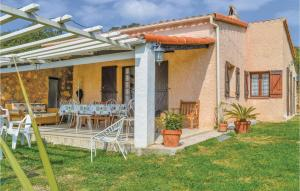 Three Bedroom Holiday Home in Cargese