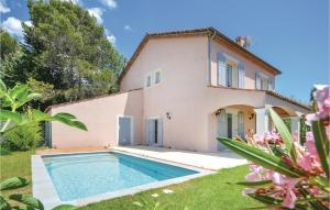 Five Bedroom Holiday Home in Biot