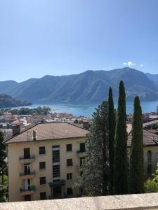BELGOLFO ATTIC with Lake View, 6900 Lugano