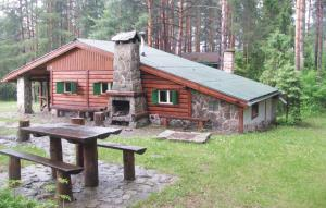 Holiday Home Ganovice with Fireplace IV