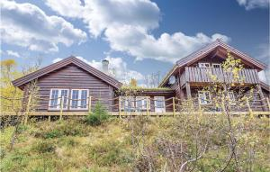 Four-Bedroom Holiday Home in Sykkylven