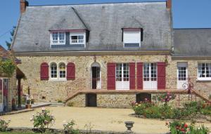 Holiday Home Juigne Sur Sarthe