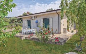 Villa Iconia, Nyaralók  Capo Vaticano - big - 11