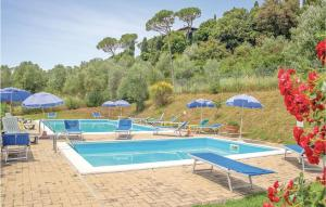 Apartment Casole d´Elsa 15 with Outdoor Swimmingpool