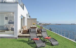 Holiday Apartment Hafenhaus am Kaianleger 04